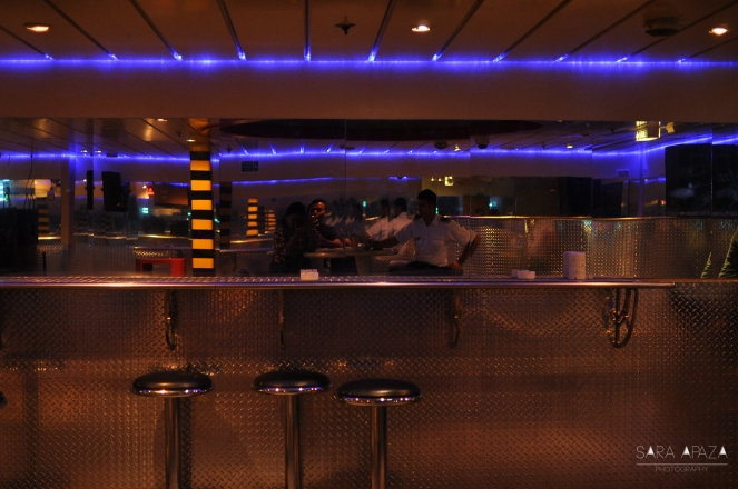 Crew Bar.