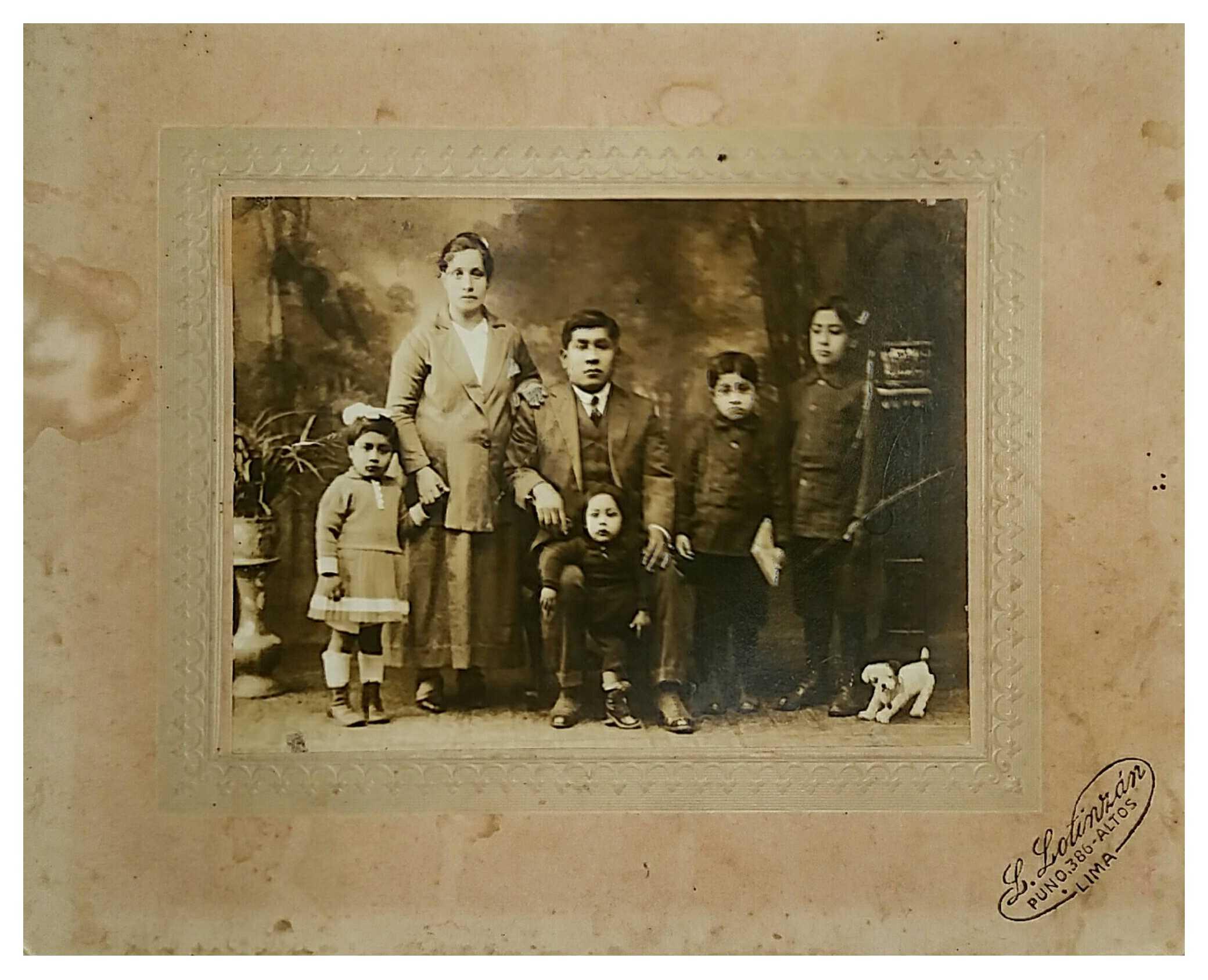Familia Huamán Berren